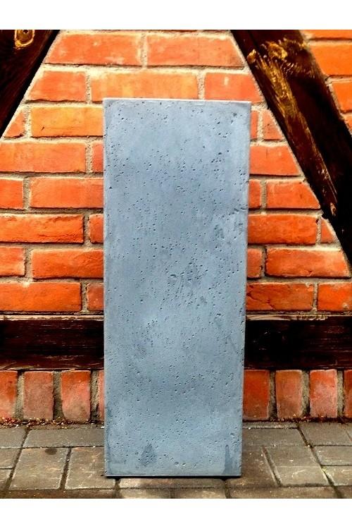 Donica C Cube High Słupek Jasnoszary 14306 26x26x70 Cm
